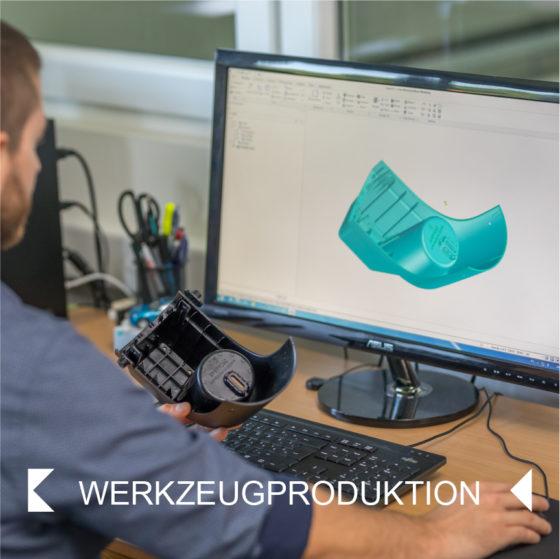 Werkzeugproduktion
