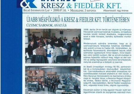 K&F Hírtad
